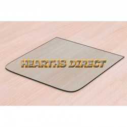 Small Standard Glass Hearth