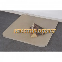 Medium Standard Clear Beige Sandstone Hearth